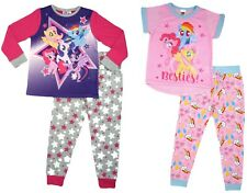 My Little Pony Pyjamas Girls PJ's Ages 4 - 10 Years