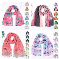 Women Winter Cotton Scarf Wrap Shawls Headband Fashion Bohemian Soft Long Scarf