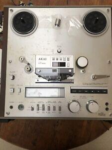 Used Working Akai Reel To Reel GX-625