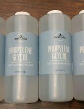 Propylene Glycol Food Grade USP NON GMO PG 32oz