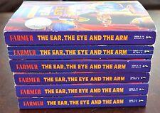 Guided Reading Set of 6 PB of The Ear, The Eye, and the Arm Nancy Farmer teacher