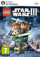 LEGO Star Wars III The Clone Wars - PC - New & Sealed