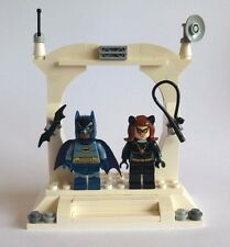 Único Clásico Batman Y Catwoman Lego Wedding Cake Topper/Regalo