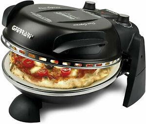 G3 Ferrari Delizia 1,2 kW Machine et Four à Pizza Noir Cuisinière Alimentaire