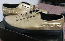 Star wars C-3PO sport N°46 Shoes zapatos playeros sport gold doradas.
