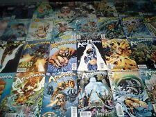 Aquaman 1-57 Secret Files & Origins NM/M 9.8 Complete Series 2003