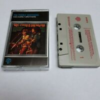 THE EVERLY BROTHERS SELF TITLED CASSETTE TAPE COMPILATION WARNER BROS 1973