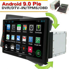 Android 9.0 10 Inch Car Stereo Radio No-Dvd Player In Dash Car Gps Navi Wifi Dab