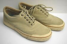 0899ac2f030a7 Mens Tommy Bahama Rum Runner 10 Casual Perforated Shoes Mushroom Tan TB-115