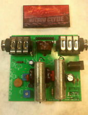 hotrod clyde WESTCAP paper in oil DROP-in PCB gcb95 mod-no solder-for dunlop wah