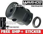 Strike Industries Warhog Compensator Muzzle brake 5.56/22lr/223 1/2x28 Compact