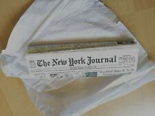 Authentic Kate Spade NEW YORK Newspaper Clutch PURSE BAG