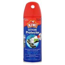 2 X Kiwi Bota Zapato Spray parada de agua Resistente Protector De Cuero Gamuza Ugg 200ml