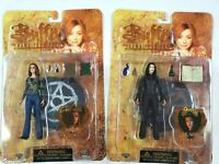Dark Witch Willow & Transformation Willow Lot from Buffy the Vampire Slayer NIB