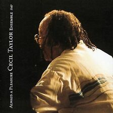 Always a Pleasure by Cecil Taylor (CD, Jul-1996, FMP/Free Music Production (Germ