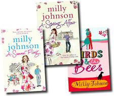 Milly Johnson Romance & Sagas 3 books Collection Series Paperback English NEW