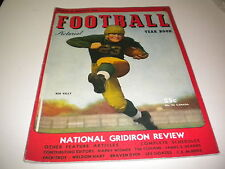 1944 FOOTBALL PICTORIAL YEARBOOK  NICE !!!!
