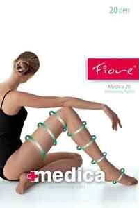 Revitalising tights - Medica 20 denier by Fiore