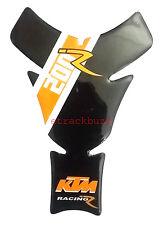 Custom Made Motorcycle RACING Fuel Tank Pad Protector For KTM Duke 200