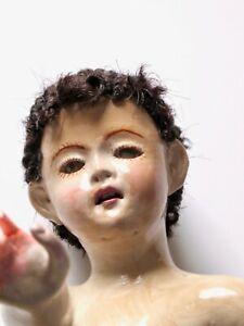 Baby Jesus Santo Niño rare, antique
