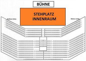 SDP / 27.05.2022 / FRANKFURT JAHRHUNDERTHALLE / STEHPLATZ / SOFORTVERSAND