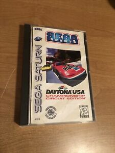 Daytona USA: Championship Circuit Edition (Sega Saturn, 1998)