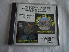 CD  LONG JOHN BALDRY   LONG JOHN'S BLUES;LOOKING AT