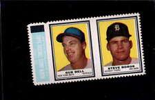 1962 Topps Stamp Panels #19 Bell/SteveBoros  EXMT X1722295
