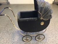 Shirley Temple carriage TLC For restoration Or As Is