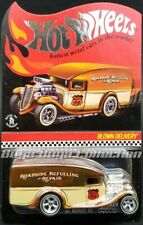 Hot Wheels RLC Blown Delivery Phillips 66 Roadside Refueling Repair Real Riders