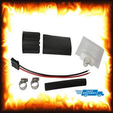 Walbro GSS342 255 Fuel Pump In Tank Filter Sock Wire Harness Rubber Kit Turbo