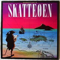 Sebastian Skatteøen Rare Denmark Danish Symphonic Prog Rock LP NM Vinyl Booklet