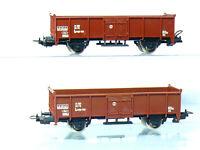 Lima 303171 für Märklin AC H0 2 Stück  offene Hochbordwagen der FS Italien