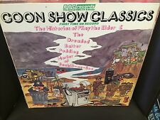 Goon Show Classics vinyl LP EX BBC Records UK Peter Sellers Spike Milligan