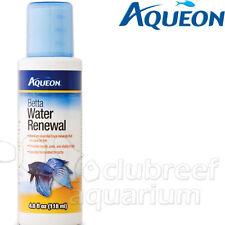 Betta Water Renewal Essential Trace Mineral Supplement 4oz Aqueon