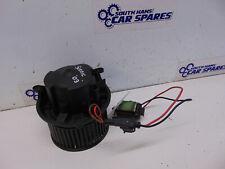 Renault Scenic Mk1 99-03 Heater Blower Motor Fan + Resistor recently replaced