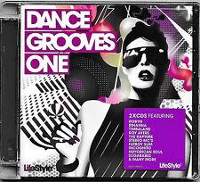 Lifestyle2 - Dance Grooves Vol.1  [2-CD]  NEU + UNGESPIELT/MINT!