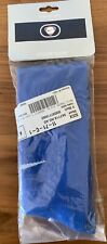 Vintage Nike Classic Cushioned Soccer Socks, Blue, Men's 6-1/2 to 12, New