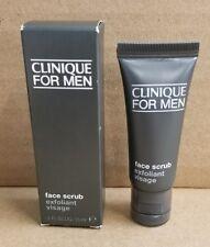 Clinique For Men Face Scrub- 0.5 oz - Travel Size