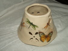 Yankee Candle Large Jar Candle Shade 'Dragonflies & Butterflies' - New in Box
