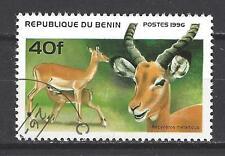 Bénin 1996 Yvert n° 710BT oblitéré used