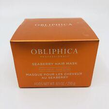Obliphica Seaberry Hair Mask Fine to Medium 8.5 oz