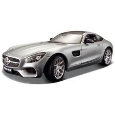 Coche de automodelismo y aeromodelismo GT Mercedes