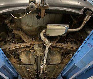 Mitsubishi ASX 1.8 Diesel Fwd E AWD - Ricambio Scarico Da DPF Retro