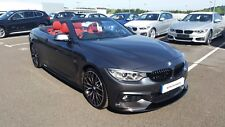 Genuine BMW 4 Series F32 M Performance Carbon Front Splitter of a 2014 428i