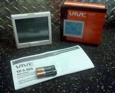 Vive TP-S-905 Touch Screen Programable Thermostat