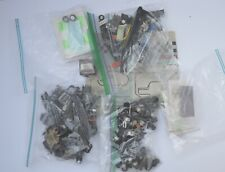 TYCO, AURORA, A/FX HO Slot Car PARTS YARD, Chassis, Springs, New & Old Internals