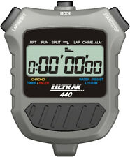 Ultrak 440 Countdown Timer & Lap or Cumulative Stopwatch