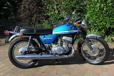 Suzuki T500 Titan III (1970) excellent *unrestored* original, only 3000 miles