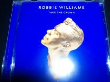 Robbie Williams Take The Crown CD - Like New